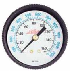 GAUGE AIR 0-160 1/4NPT NS 032994