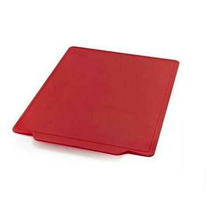 Kuhn Rikon 26900 Cutting Board Arkshell, Natural Red