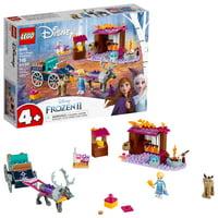LEGO Disney Frozen II Elsa's Wagon Adventure 41166 Building Kit