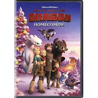 How To Train Your Dragon Homecoming (DVD)