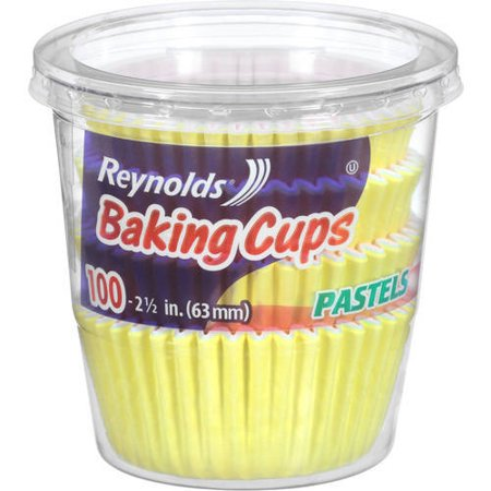 Reynolds Pastels Baking Cups  100 Count