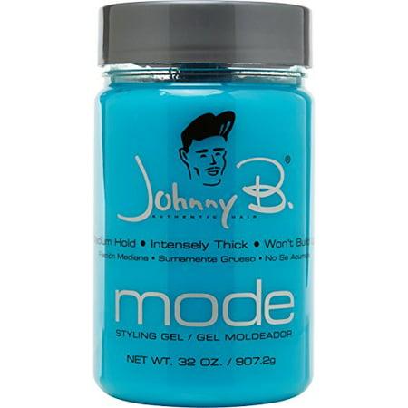 Best Mens Womens Medium Hold Hair Styling Smoothing Gel for Thin Fine (Best Organic Hair Gel For Men)