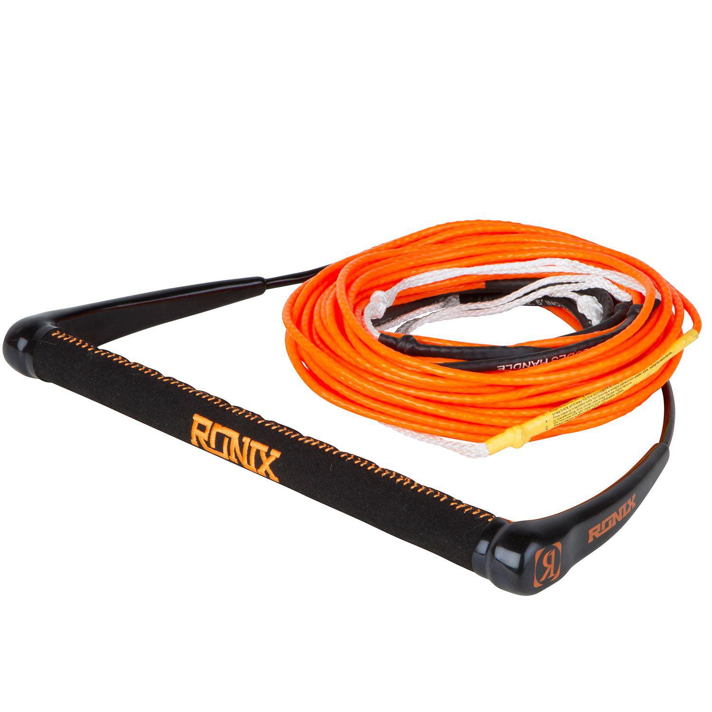 Ronix 2018 Combo 5.0 Dyneema Bar Lock Hide Grip w/ R6 Rop...