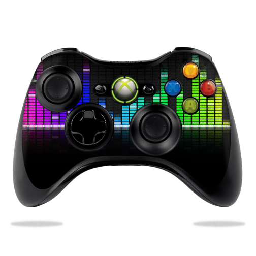Protective Vinyl Skin Decal Cover for Microsoft Xbox 360 Controller wrap sticker skins Keep The Beat