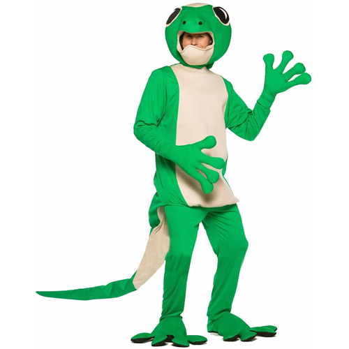 Gecko Adult Halloween Costume