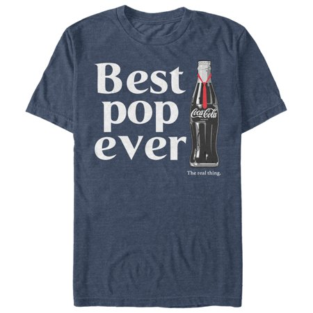 Coca Cola Men's Best Pop Ever Bottle T-Shirt (Kids Coca Cola Costume)