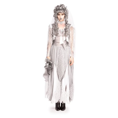Dead Bride Costumes For Kids (Dead Bride Adult Costume -)