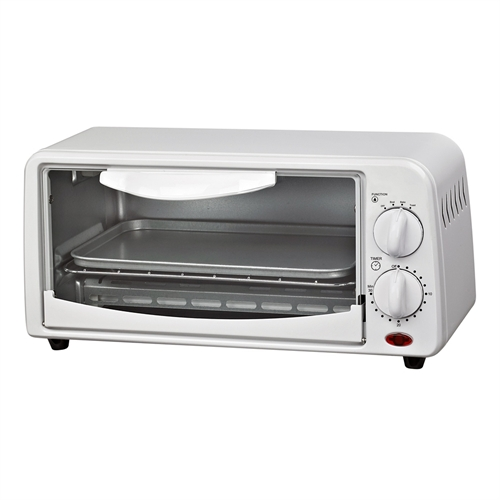 Courant COMPACT TOASTER OVEN 650W, WHITE TO621W
