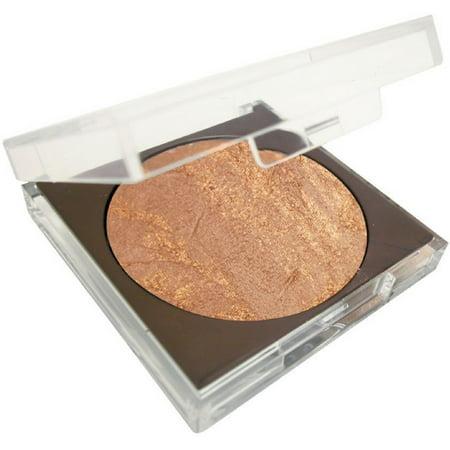 Prestige Cosmetics Prestige Skin Loving Minerals Baked Bronzing Powder, 1 (Mineral Bronzing Powder)