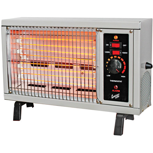 Heater Electric Radiant 1500/W