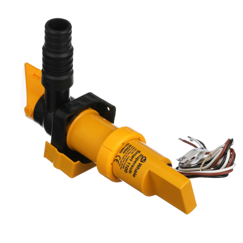 SUPERSUB 1100 Electric Spring Bilge Pump 12V