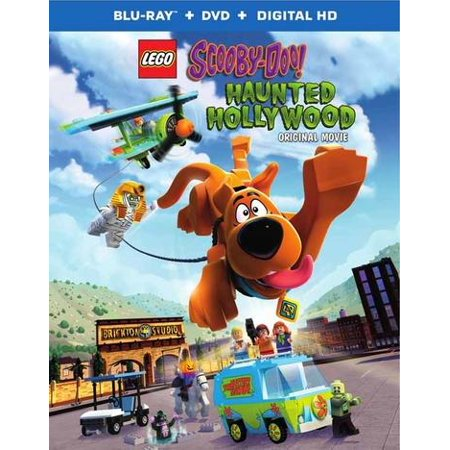 Lego: Lego Scooby: Haunted Hollywood (Other) - Lego Halloween Scooby Doo