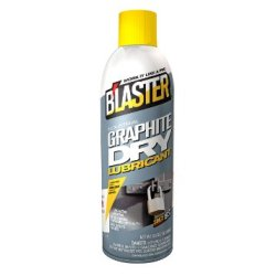 Graphite Grease - GRAPHITE SPRAY 8OZ
