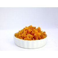 Amrita Foods - Top 14 Allergy Free, Dried Apricot Diced, 2 lb, Unsulfured,