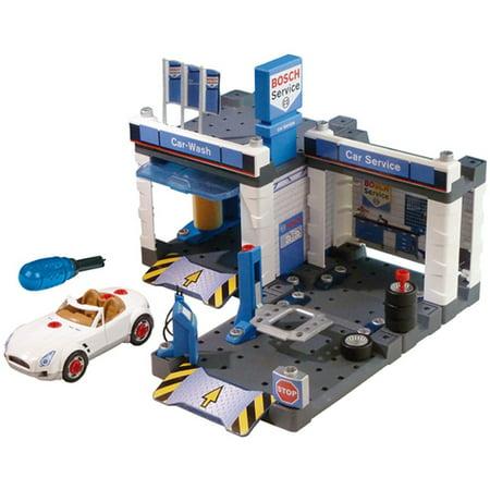 Theo Klein Bosch Car Repair with Car - Crash Toys