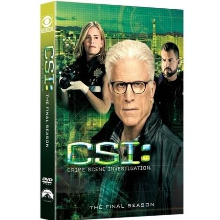 Csi  Crime Scene Investigation   The Final Season