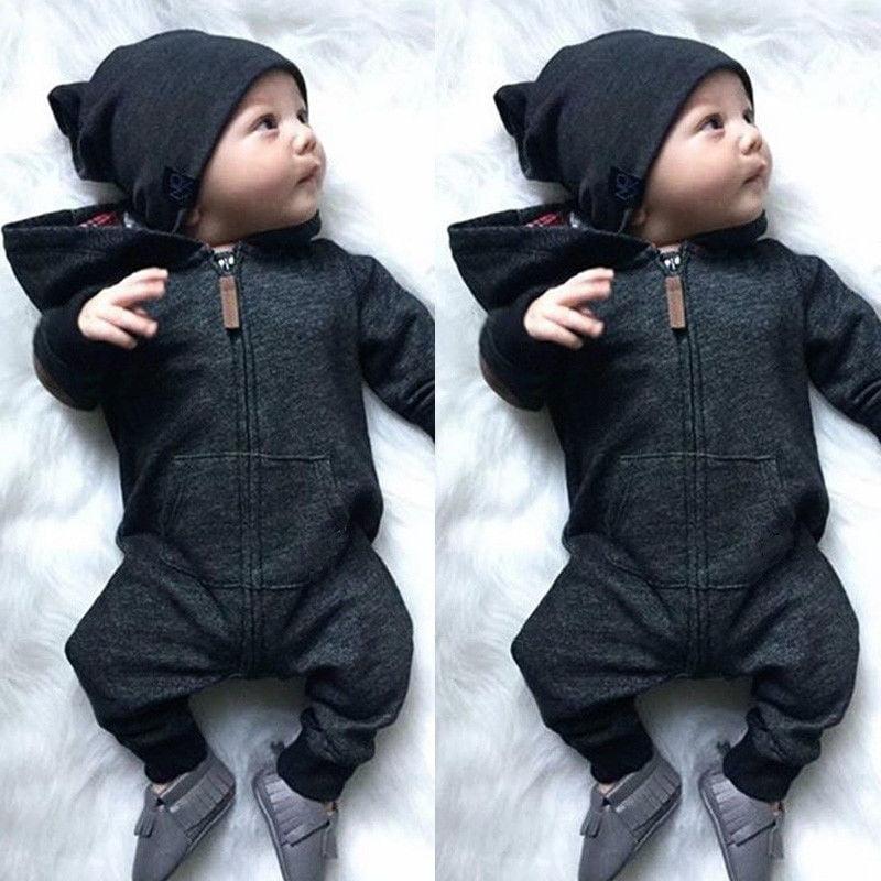 Newborn Kids Baby Boys Girls Infant Romper Jumpsuit Bodysuit Clothes Outfits Set