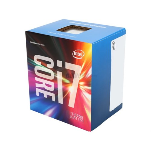 Intel CPU BX80662I76700 Core i7-6700 3.4GHz 8MB LGA1151 4Core/8Thread SKYLAKE Retail