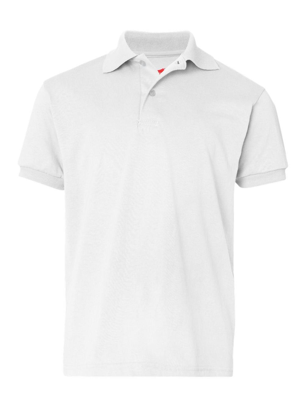 Hanes Sport Shirts Youth Ecosmart® Jersey Sport Shirt