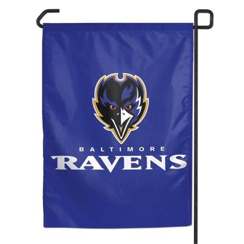 Baltimore Ravens Official NFL 11 inch x 15 inch  Garden Flag by Wincraft