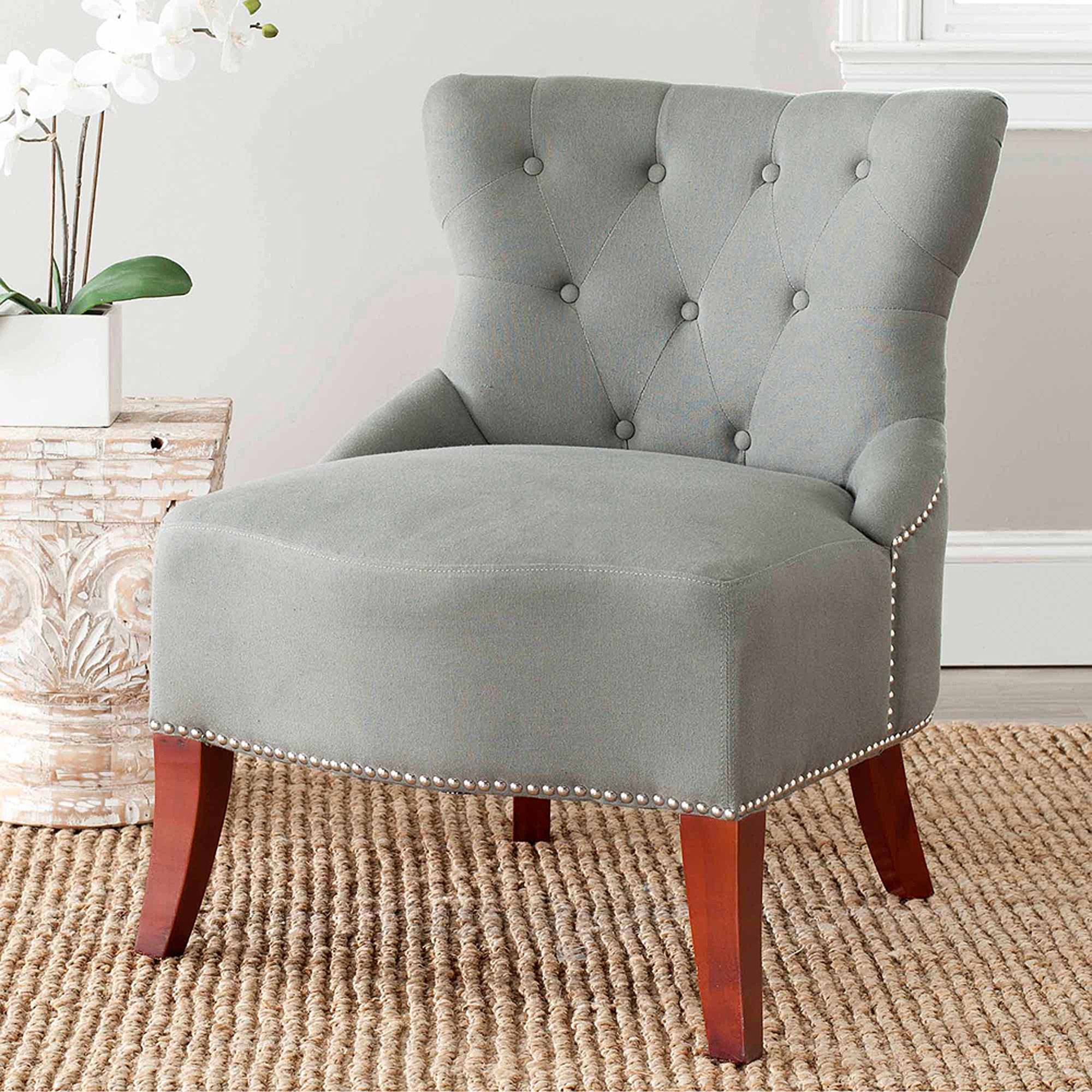 Safavieh Zachary Chair, Multiple Colors