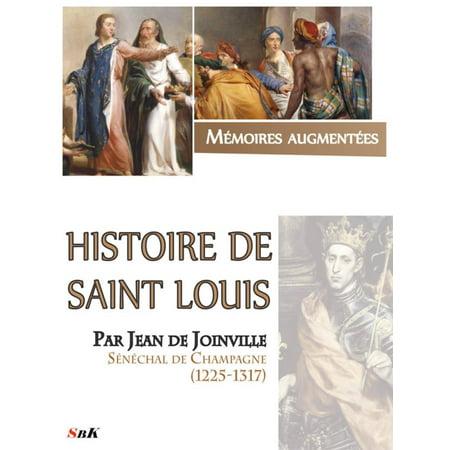 Histoire de Saint Louis par Jean de Joinville - eBook