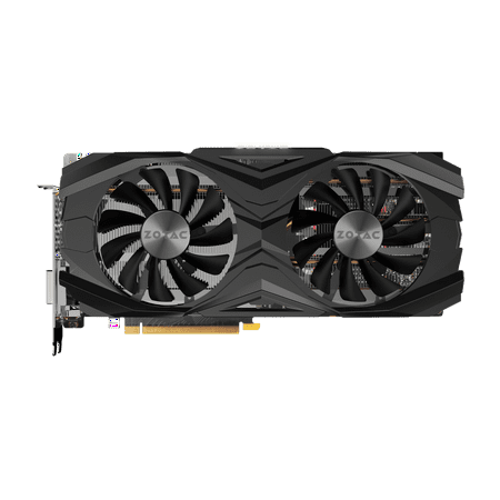 ZOTAC GeForce GTX 1080 Ti AMP Edition 11GB GDDR5X 352-bit PCIe 3.0 Gaming Graphics Card VR