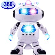 Electronic Walking Dancing Robot Toy - Toddler Toys - Best Gift for Boys and Girls 3 Years Old