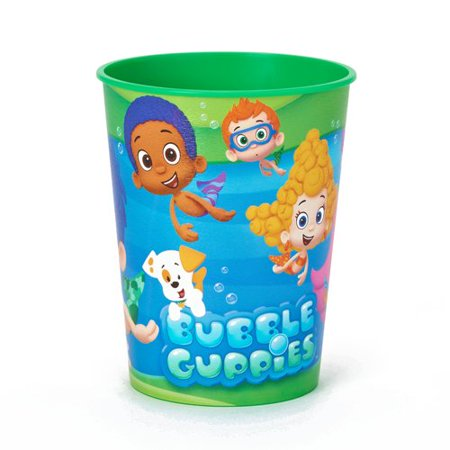 Bubble Guppies Favor Cup 16 Oz (Each) - Party Supplies](Bubble Guppies Halloween Party)