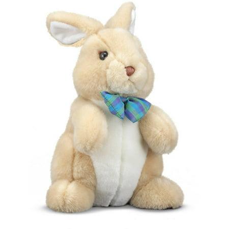 Melissa & Doug Propper Bunny Rabbit Stuffed Animal, 12