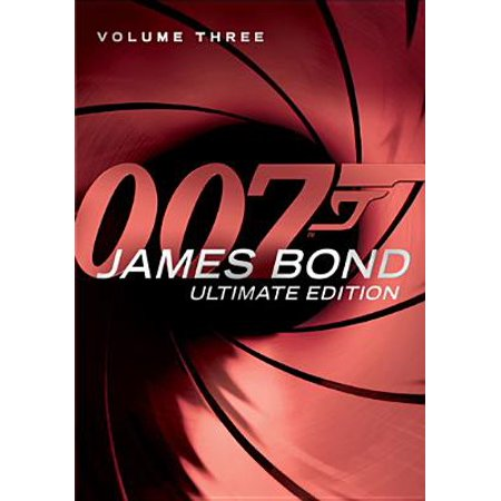 James Bond Ultimate Collection, Volume 3 (Widescreen) (James Bond Connery)