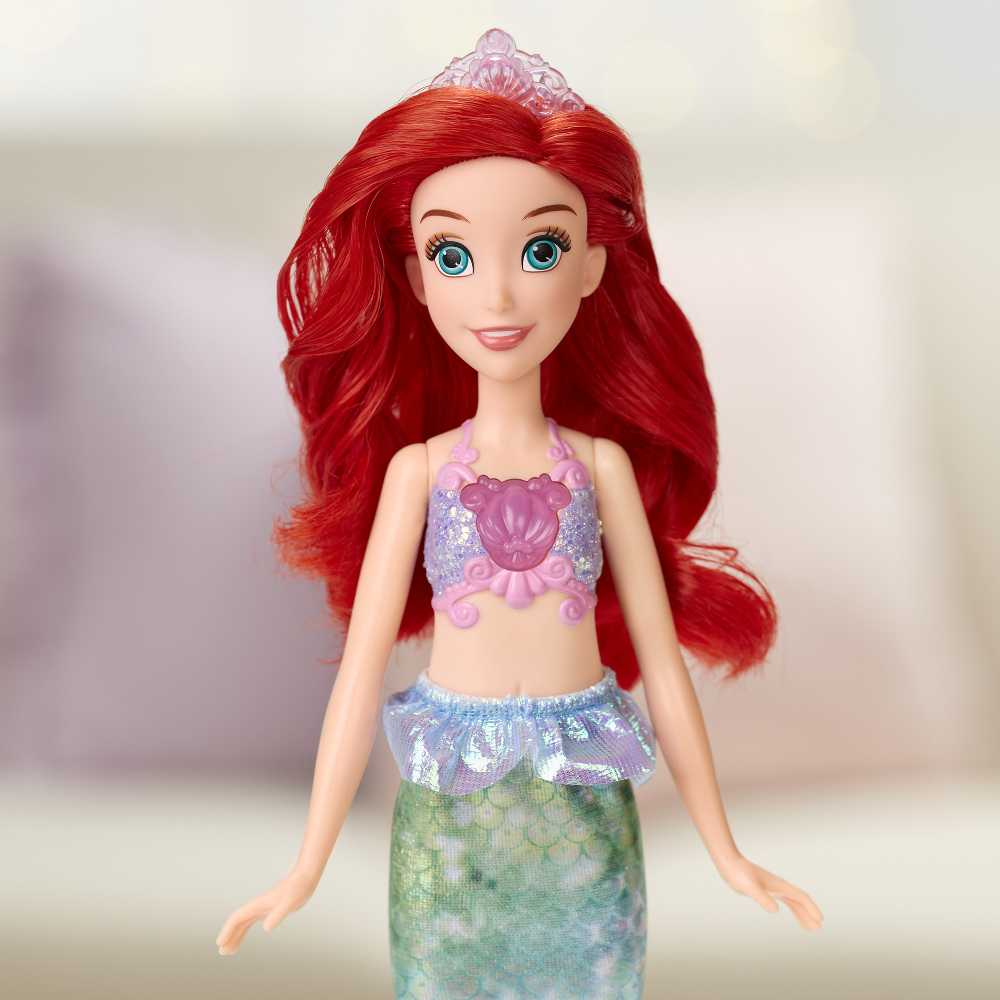The Little Mermaid DVD and Ariel Doll Bundle ($3 Off)
