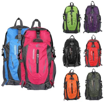 Free Knight 40L Outdoor Sports Backpack Hiking Camping Water Resistant Nylon Travel Luggage Bike Rucksack Bag - Walmart.com