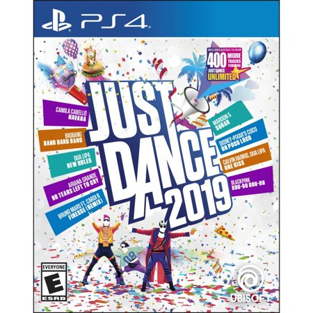 Just Dance 2019 - PlayStation 4 Standard Edition (Best Simulation Games 2019)