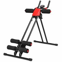 Gymax Fitness Abdominal Trainer 5 Minute Shaper Core Toner Exerciser