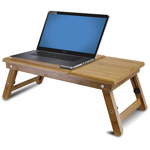 Furinno FNCL-33009 Bamboo Adjustable Notebook Lapdesk