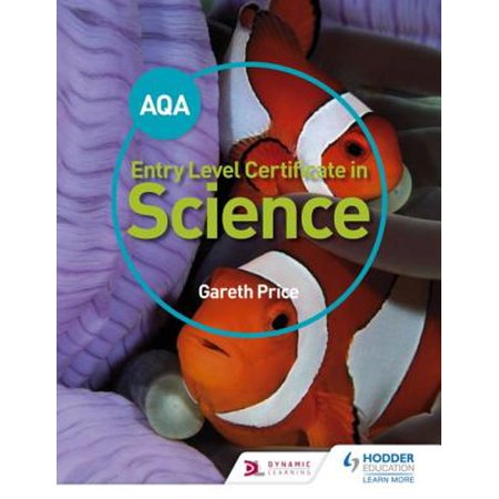 AQA Entry Level Certificate in Science Student Book -