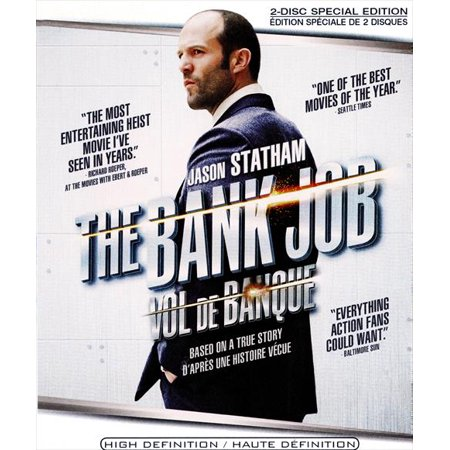 The Bank Job Poster Movie E Mini Promo