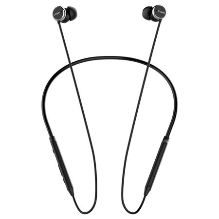 COWIN HE5A Active Noise Cancelling Bluetooth Headphones Wireless Stereo Earbuds with Mic, Bluetooth 4.2 Sports Neckband Headset 8 Hours Playtime