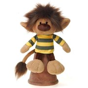 """Fiesta Toys Troll Family Character Trolliver 10"""" Folklore My Plush Pet Pillow"""