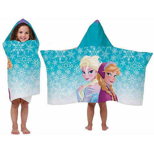 Disney Frozen Hooded Towel