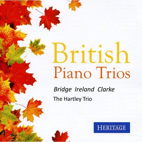 British Piano Trios: Bridge Ireland Clarke