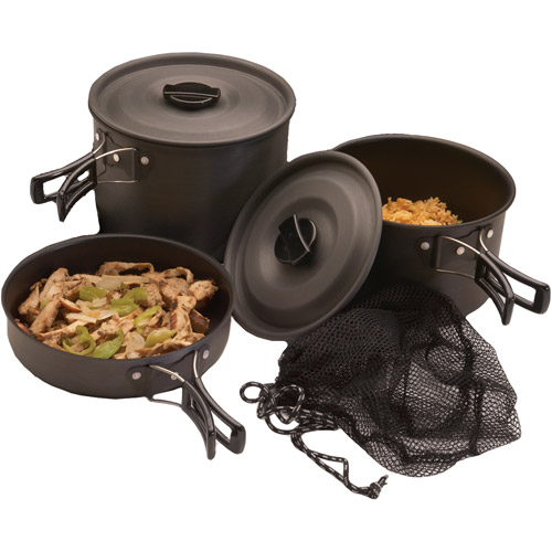 Texsport Trailblazer Cook Set, 13414