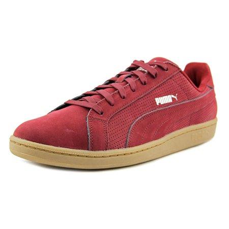 PUMA - Puma Smash Perf NBK Leather Fashion Sneakers - Walmart.com b1403f296