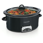 Crock-Pot 4-Quart Smart-Pot Slow Cooker, SCCPVP400-B
