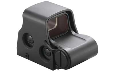 EOTech Tactical, Holographic, 68MOA Ring with 1MOA Dot, Black Finish, Rear Buttons, inclu by Eotech