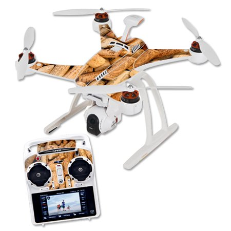 Skin Decal Wrap for Blade Chroma Quadcopter Drone Wino