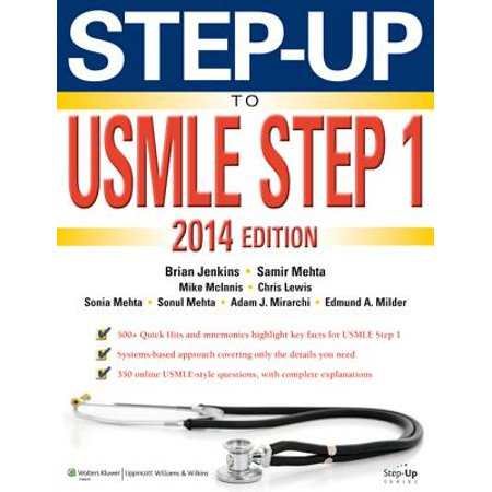 Step-Up to USMLE Step 1 : The 2014 Edition
