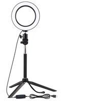 "Ring Light With tripod,13""/35cm Outer 35W 5500K Dimmable LED Ring Light for Camera,Smartphone,YouTube,Self-Portrait Shooting"