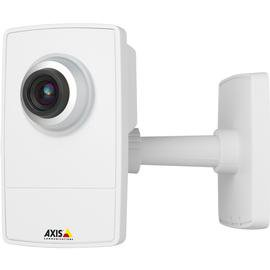 Axis Communication - 0554-004 - AXIS M1004-W 1 Megapixel Network Camera -  Color - 1280 x 800 - Wireless, Cable - Wi-Fi